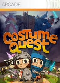 Costume Quest and Grubbins on Ice