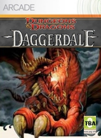 Dungeons and Dragons Daggerdale
