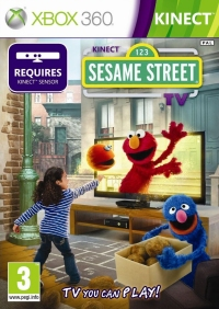 FGTV: Kinect Sesame Street and Nat Geo TV Interview with Josh Atkins