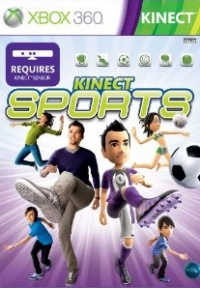 Kinect Sports Table Tennis