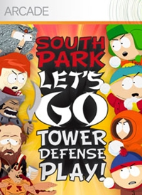 South Park Tower Defence