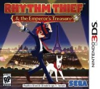 Rhythm Thief and The Emperor's Treasure