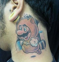 Game Tattoos I Love