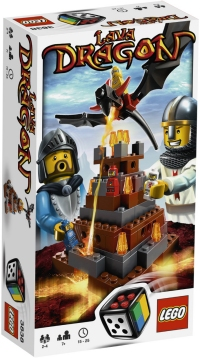 Lego Games Lava Dragon