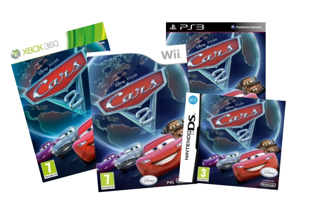 Cars 2 Ds Cheats