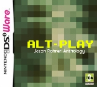 Alt-Play Jason Rohrer Anthology