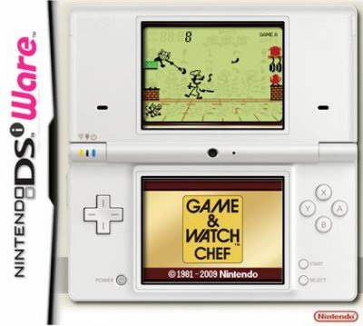 Game and Watch Chef