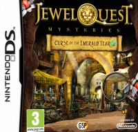 Jewel Quest Mysteries Curse of the Emerald