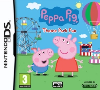 Peppa Pig: Theme Park Fun