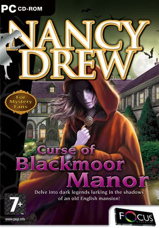 Nancy Drew The Curse of Blackmoor Manor