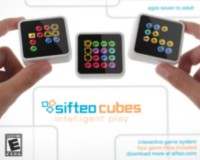 Sifteo Game Cubes
