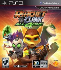FGTVLive 1.9: Ratchet and Clank All 4 One
