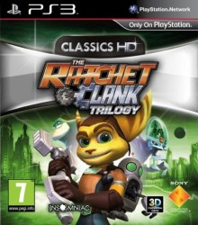 Ratchet and Clank Trilogy HD