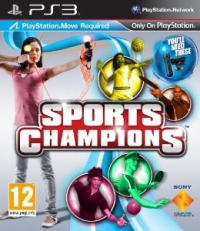 Sports Champions Table Tennis