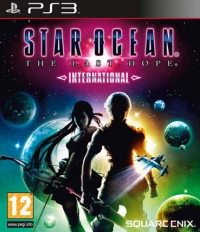 Star Ocean The Last Hope International