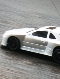 Carisma GT14 In the Wet