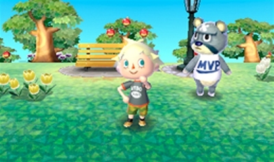 Dating in animal crossing 3ds