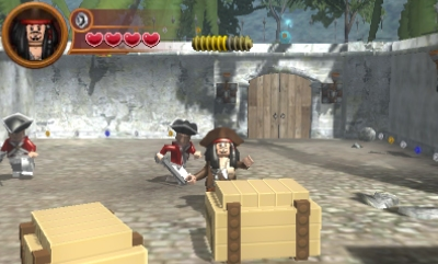 Lego Pirates of the Caribbean 3DS Review | Teen Gamer