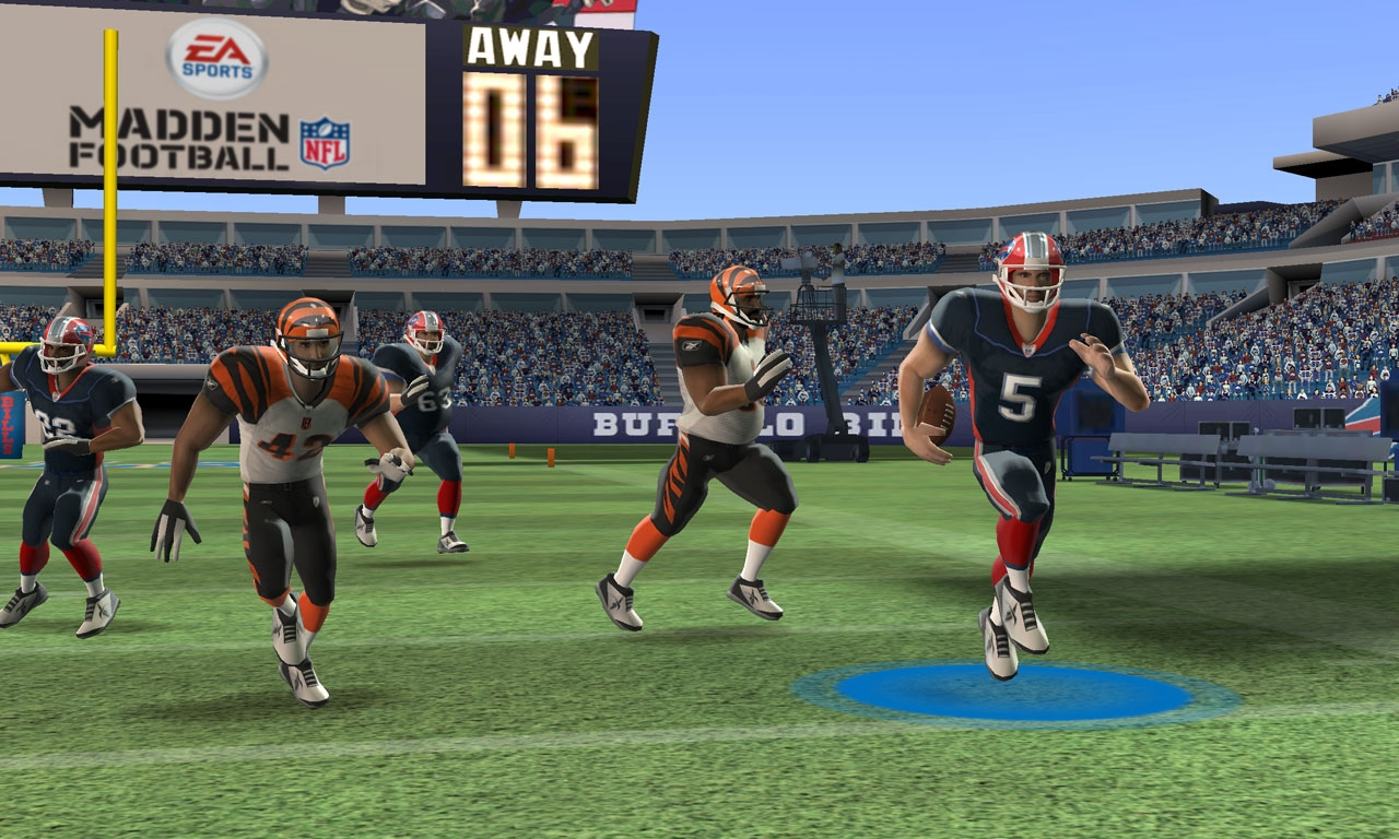 Madden NFL Football 3DS News  Reporting Gamer