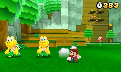 Super Mario 3D World 3DS Review | Novel Gamer