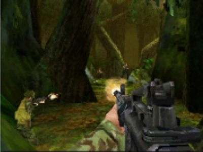 Call of Duty Black Ops is another strong first person shooter on the DS.