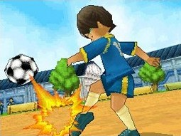 Inazuma eleven ds review novel gamer - Lego inazuma eleven ...