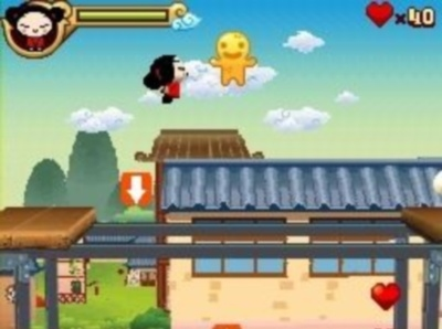 Pucca dating games
