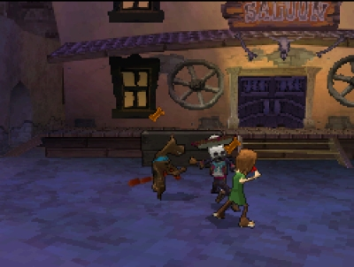 Scooby Doo And The Spooky Swamp Ds Review Teen Gamer