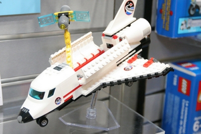 lego space shuttle game - photo #15