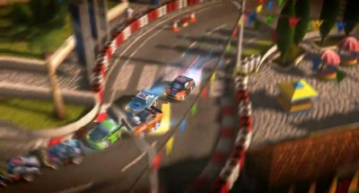 Offline Multi Player Car Racing Game Ps