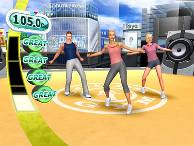 my fitness coach dance workout wii review  fit gamer