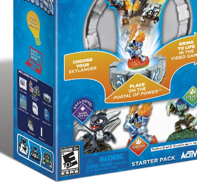 Skylanders Trap Team Wii/360/PS3/3DS Guide   Collecting Gamer   400 x 369 jpeg 117kB