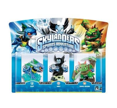 Zap Skylanders Spyro/'s Adventures Stat Card Only!