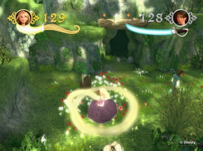 Tangled MobiGo misses out on the story but has very simple minigames