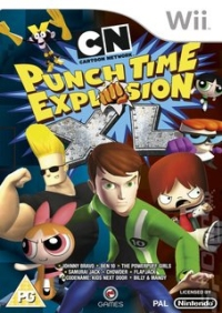 Cartoon Network Punch Time Explosion