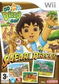 Go Go Diego: Safari Rescue