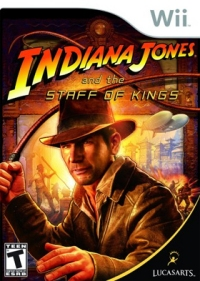 Indiana Jones Staff of Kings