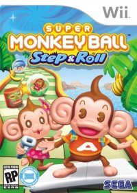 Monkey Ball Step and Roll