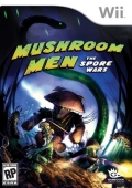 Mushroom Men the Spore Wars