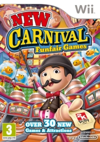 New Carnival Funfair Games