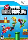 New Super Mario Brothers Wii
