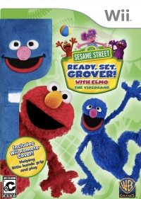 Sesame Street: Ready Set Grover