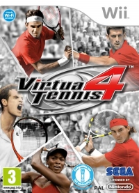 Wii Virtua Tennis 4 Hampered By Kinect and Move