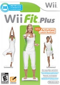 Wii-Fit Plus