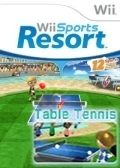 Wii-Sports Resort Table Tennis