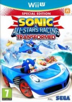 Sonic and All Stars Racing Transformed